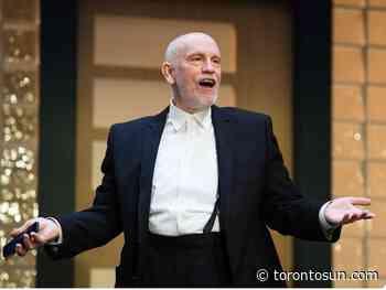 John Malkovich claims he was sexually harassed by university professor - Toronto Sun