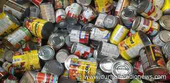 Drive-through food drive and fundraiser in Bowmanville Saturday - durhamradionews.com