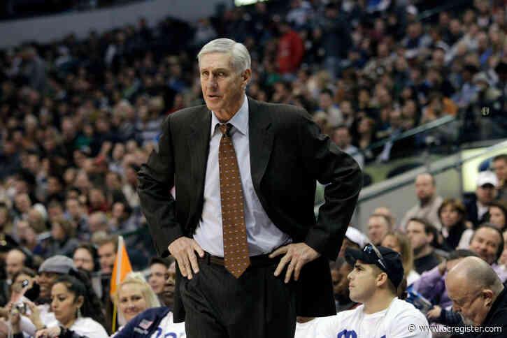 Jerry Sloan, Hall of Fame Utah Jazz coach, dies at 78