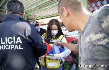 Alerta el alcalde sobre alta letalidad por Covid en Iguala; de 77 casos van 33 fallecidos, 42.8% - El Sur de Acapulco