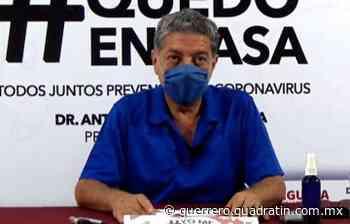 Analiza alcalde cierre de Iguala ante incremento de casos de Covid 19 - Quadratín Michoacán
