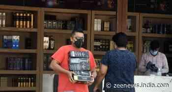 Liquor home delivery through e-commerce platforms allowed in Mumbai`s non-containment zones