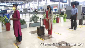Domestic airports get ready to serve passengers amid Covid-19 lockdown