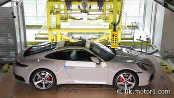 Porsche 911 owners can see their cars getting built, Taycan to follow