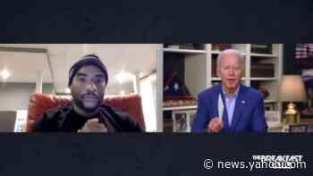 Joe Biden tells popular radio host 'you ain't black' if considering voting for Trump
