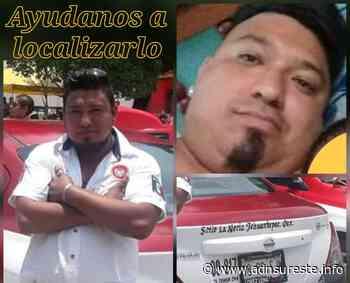 Aparece sin vida taxista que había sido reportado como desaparecido en Tehuantepec (19:27 h) - ADNl sureste