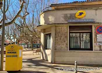 PUGET-SUR-ARGENS : Réouverture de La Poste - La lettre économique et politique de PACA - Presse Agence