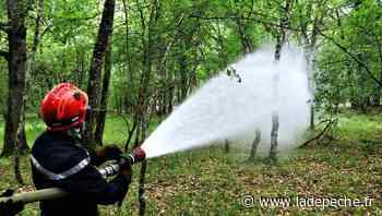 Gramat. Reprise de formation chez les pompiers du Lot - ladepeche.fr