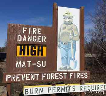 Su Valley Voice for May 21st, 2020: Fire season with the Alaska Division of Forestry - KTNA