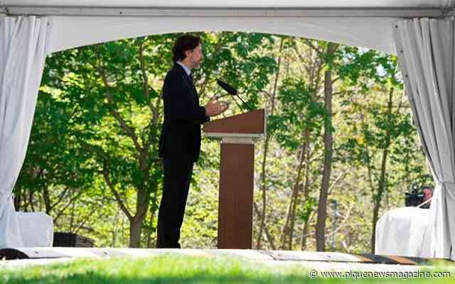 Feds will fund COVID-19 testing, tracing and data-sharing, Trudeau promises