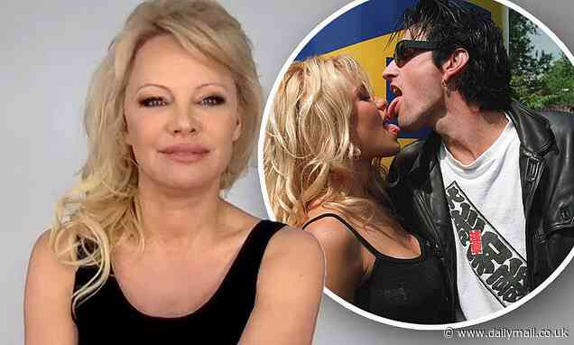 Pamela Anderson says Tommy Lee video was NOT a sex tape - Daily Mail
