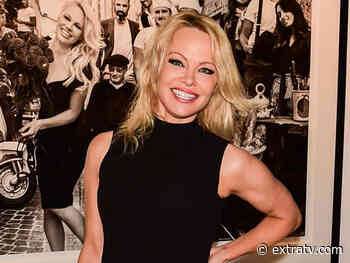 Pamela Anderson on Her 'No Regrets' Life, Plus: How Fans Can Meet Her Virtually - Extra