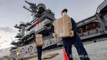 Recovered, but testing positive: Cases aboard Navy carrier raise questions about coronavirus immunity