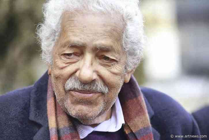 Celebrated Egyptian Sculptor Adam Henein Has Died at 91