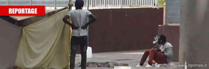 """Stazione Tiburtina ostaggio dei migranti: """"Padroni a casa nostra"""""""
