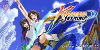 """Es wird feucht-fröhlich! - Die """"Kandagawa Jet Girls"""" kommen in den Westen - Spiele - DVD-Forum.at"""