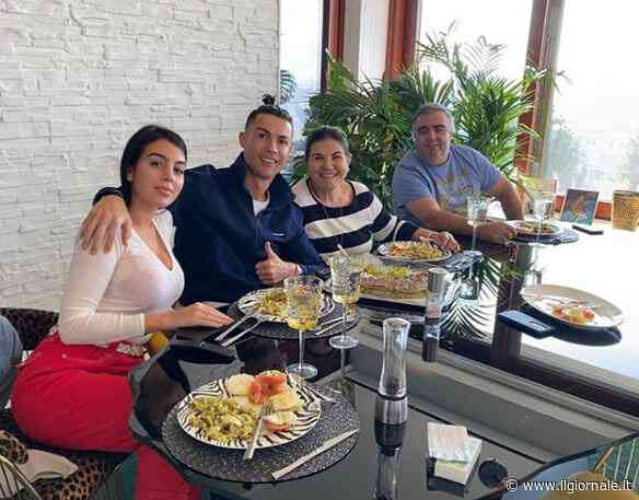 Scoppia la guerra in casa Ronaldo? Cala il gelo tra Georgina e la suocera