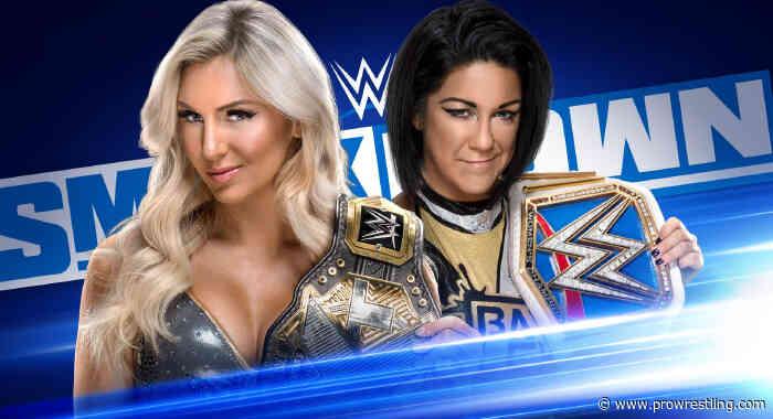 WWE Smackdown Preview: Champion vs Champion, AJ Styles Battles An Old Rival, Otis & Mandy Team Up