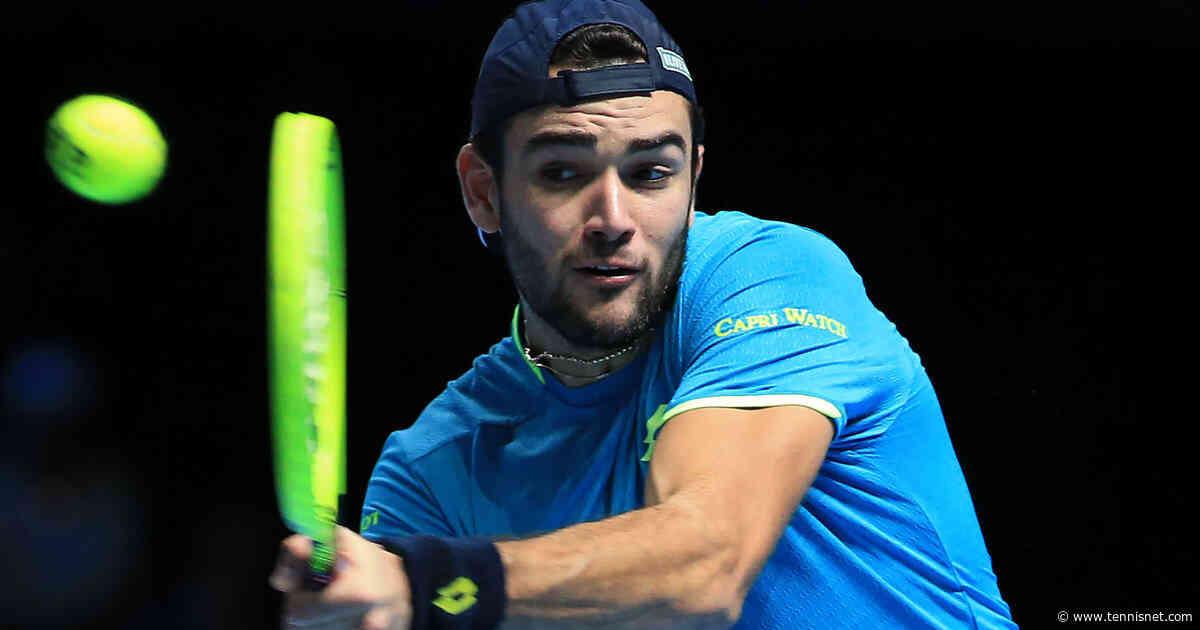 "Matteo Berrettini - ""Roger Federer war mein Jugendidol"" - tennisnet.com"