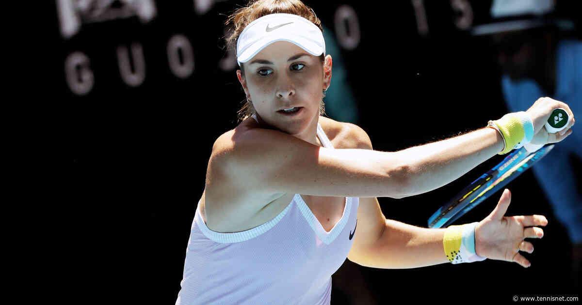 Olympia 2021: Belinda Bencic würde gerne mit Roger Federer spielen - tennisnet.com