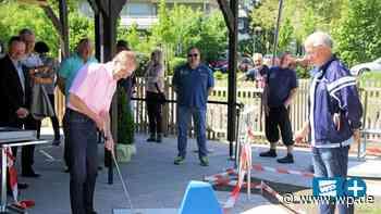 Brilon: Das bietet die neue Minigolfanlage im Kreishauspark - Westfalenpost