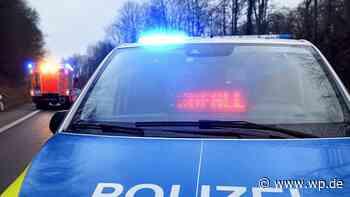 Unfälle im HSK: Motorradfahrer bei Brilon schwer verletzt - Westfalenpost