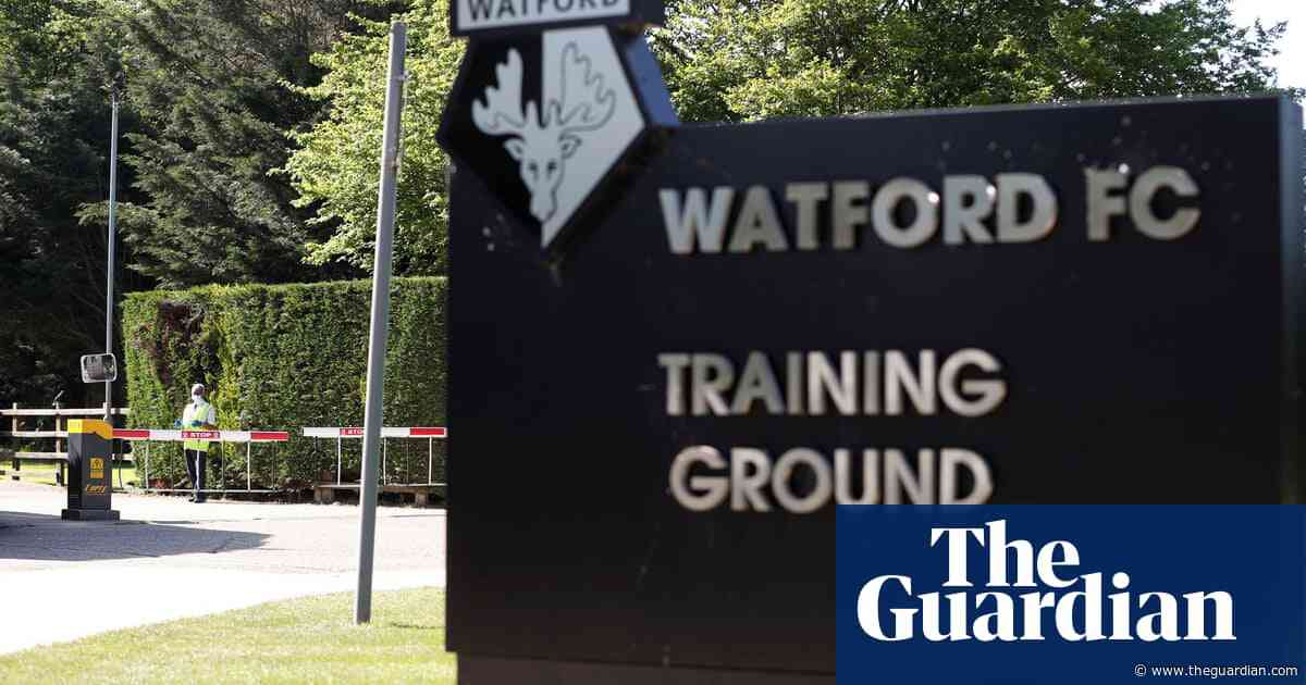 Two more Watford players isolate while UK quarantine rules may hit Uefa plans