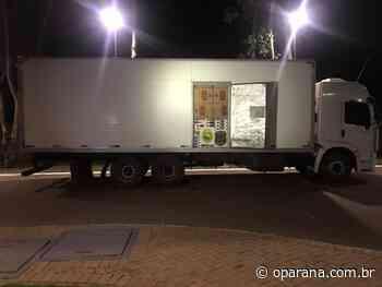 Caminhão carregado com cigarros é apreendido em Terra Roxa - O Paraná