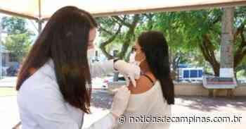 Louveira inicia imunização de professores e adultos - Notícias de Campinas
