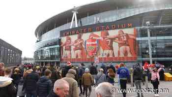 Coronavirus: Arsenal confirm they will refund ticket holders | Football News - Armenian Reporter