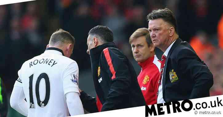 Ryan Giggs responds to Wayne Rooney's claim he learned more under Louis van Gaal than Sir Alex Ferguson