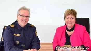 Polizei ist mit Sicherheitslage im Landkreis zufrieden | Schongau-Weilheim - Kreisbote