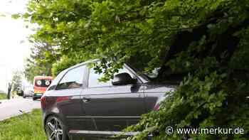 Schongau: Autofahrer verhindern Zusammenstoß auf der B17 | Schongau - merkur.de