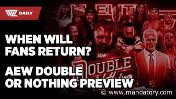 AEW 'Double Or Nothing' Bets Big (WrestleZone Podcast)