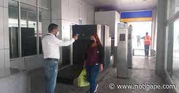 Supervisa Coepris medidas sanitarias en varios puntos de Reynosa - NotiGAPE - Líderes en Noticias