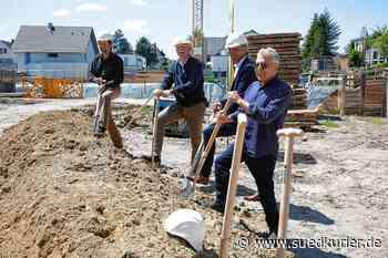 Gottamdingen: Immer mehr Menschen zieht es in den Ortskern von Gottmadingen – Wohnpark Villa Graf bietet nach begonnenem Neubau weitere 44 Wohnungen - SÜDKURIER Online