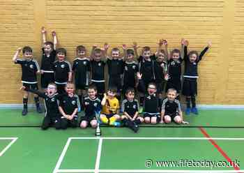 Raith youngsters zooming into online training nights - Fife Today