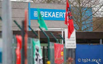 Bekaert: al Mise incontro sul sito di Figline Valdarno - Sky Tg24