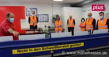 Hygieneplatten kommen aus Kirn - Mittelhessen