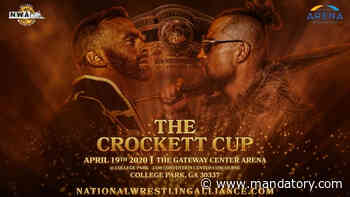 NWA Lost Over $500,000 By Cancelling Crockett Cup