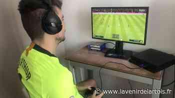 Le joueur de l'US Vimy Julien Schwitalla s'offre une finale du tournoi de la Ligue de football - L'Avenir de l'Artois