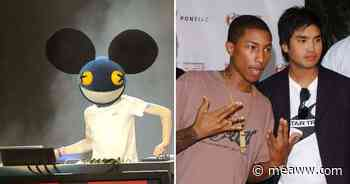 DJ Deadmau5 unveils juicy new collaborative track 'Pomegranate' with hit production duo The Neptunes - MEAWW