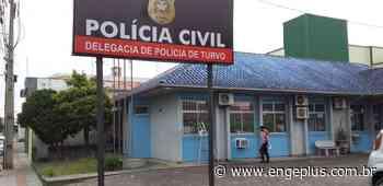 Suspeito de praticar furtos é indiciado pela Polícia Civil de Turvo - Engeplus