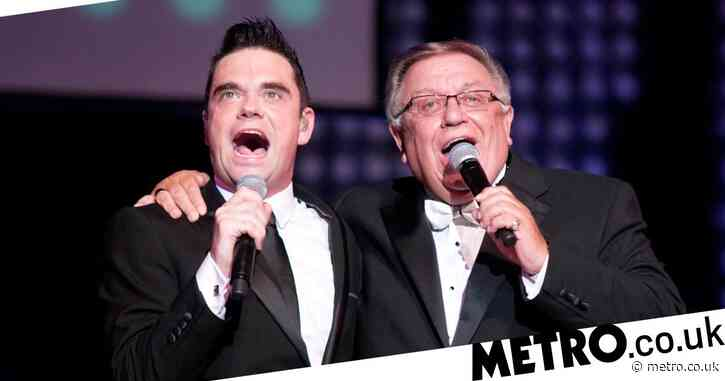 Robbie Williams' dad Pete battling Parkinson's disease as singer opens up about 'family issues'
