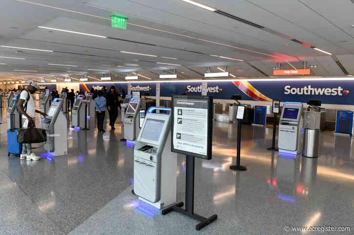 LAX asks travelers to take coronavirus precautions over Memorial Day weekend