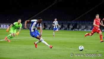 Bundesliga: Hertha BSC überrumpelt Union Berlin mit drei Toren in zehn Minuten