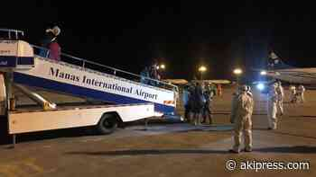 164 Kyrgyzstanis airlifted from Orenburg sent to home quarantine - AKIpress