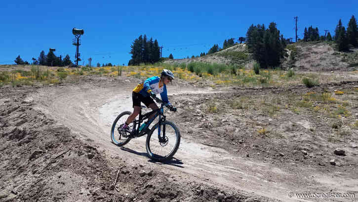 Mountain resorts start to reopen for sunny activities