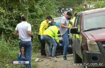 Pareja fue asesinada en Lomas de Sargentillo - tvc.com.ec
