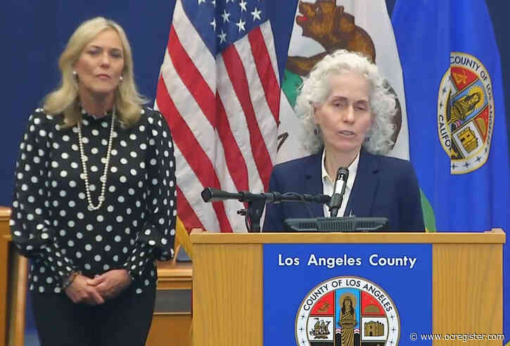 White House brands LA as coronavirus hotspot; locals say numbers going 'right direction'